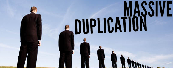 Massive Duplication