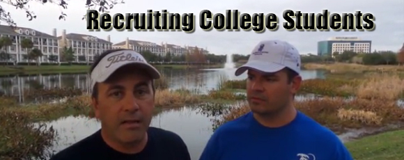 Recruiting-College-Students