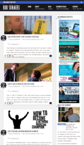 website shot